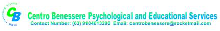 Centro Benessere Psychological and Educational Services  Logo