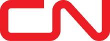 CN Rail Logo
