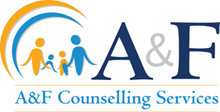 A & F Counselling Services Logo