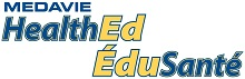 Medavie HealthEd (a division of the Medavie EMS Group of Companies) Logo