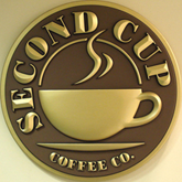 The Second Cup Coffee Co. Logo