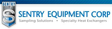Sentry® Equipment Corp Logo