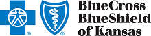 Blue Cross & Blue Shield of KS Logo