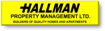 Hallman Property Management Ltd. Logo