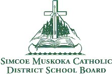 Simcoe Muskoka Catholic District School Board Logo