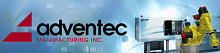 Adventec Manufacturing Logo