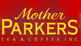 Mother Parker's Tea & Coffee Logo