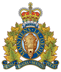 RCMP - Royal Canadian Mounted Police Logo