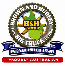 The Brown and Hurley Group Pty Ltd. Logo