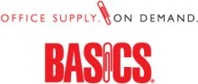 Basics Office Products Logo
