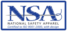 National Safety Apparel Inc. Logo